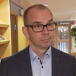 Niklas Nordström (S), kommunalråd Luleå.