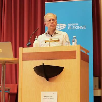 Bengt Wittesjö smittskyddsläkare region Blekinge