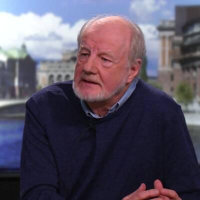 Journalisten Bengt Lindroth