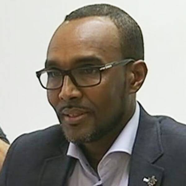 rektor på muslims skola i Stockholm