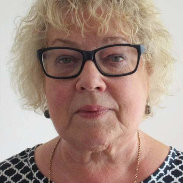 Tf ordförande RPG Monica Blomberg