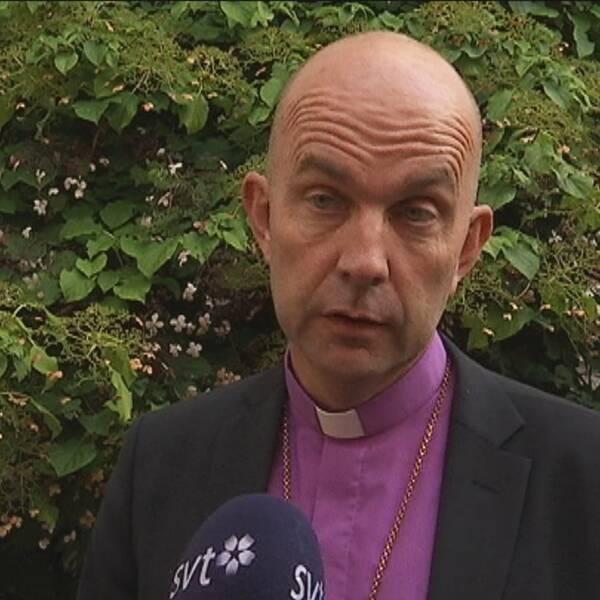 Biskop Fredrik Modeus i Växjö Stift