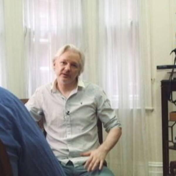 Sverige kan utlämna Assange till USA