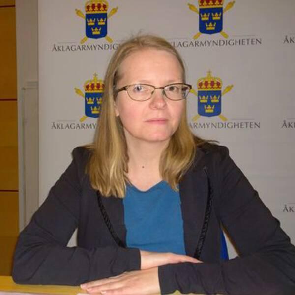 Åklagare Emma Berge Växjö