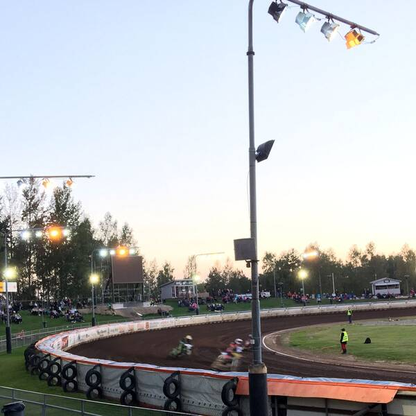 Speedway i Kumla.