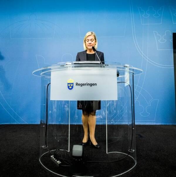 Igår presenterade Magdalena Andersson regeringens höstbudget
