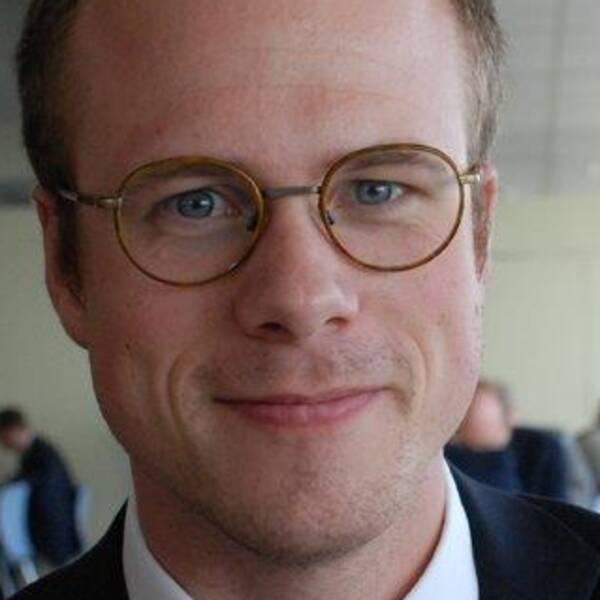 Andreas Tolf, ordförande Svenska Läkare mot Kärnvapen