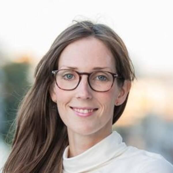 Elin Helander, grundare av forskningsinitiativetMoneymind