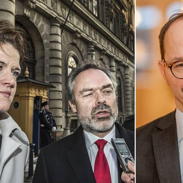 AKB, Björklund, Eneroth