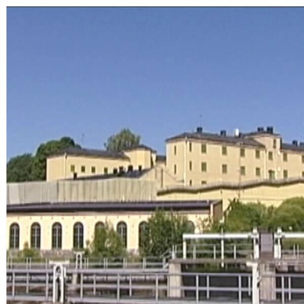 Fängelset i Norrköping.