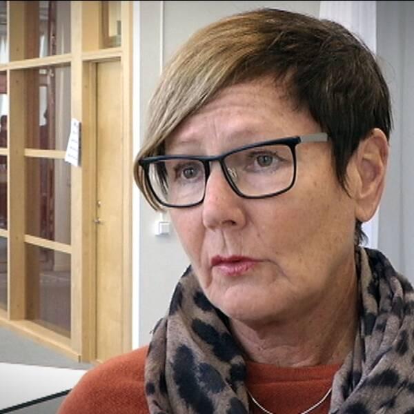 Birgitta Lindgren, områdeschef vid Försäkringskassan