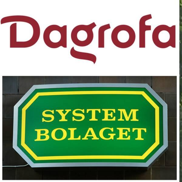 Systembolaget handlar fortfarande av Robertson Winery, men det gör inte den danska matvarukedjan Dagrofa.