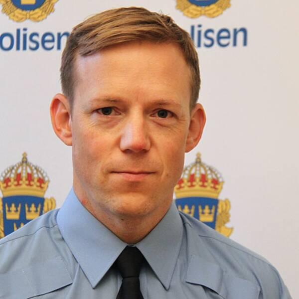 presstalesperson Björn Öberg Östergötland Linköping
