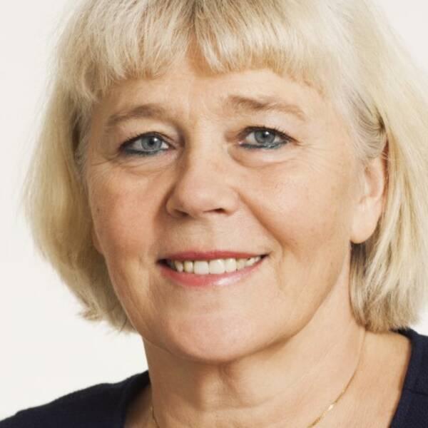 Ami Hommel, ordförande Svensk sjuksköterskeförening