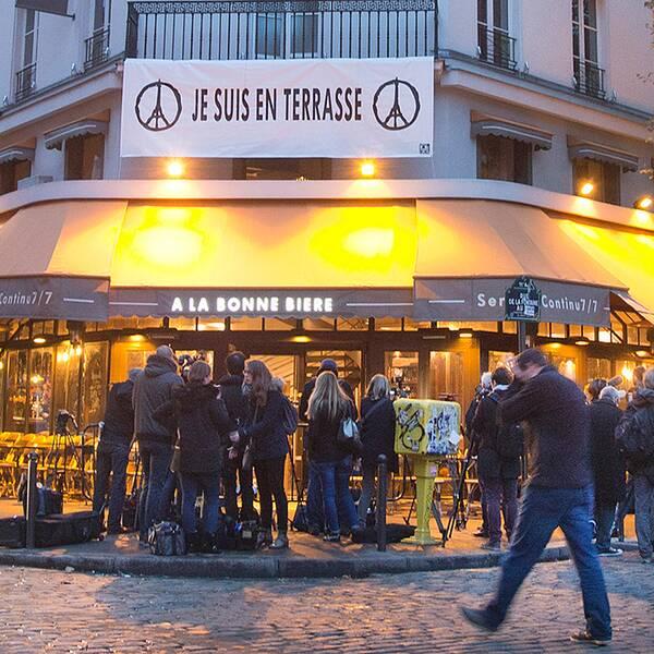 La Bonne Bière vid nyöppnandet den 4 december 2015.