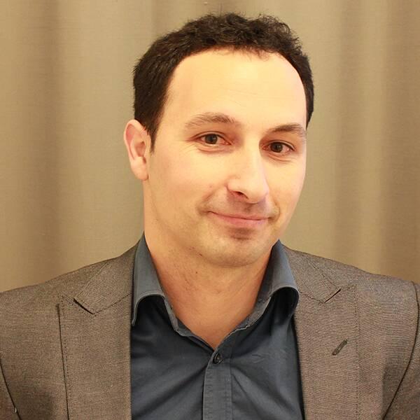 Javier Godar, forskningsledare Stockholm environment institute.