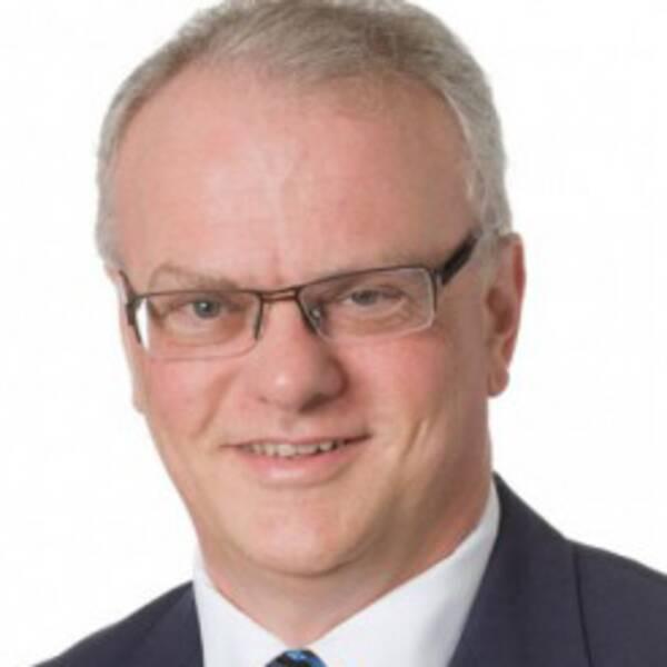 Lennart Kalderén kommunalråd i Salem är chockad av (M)-kollegans uttalande.