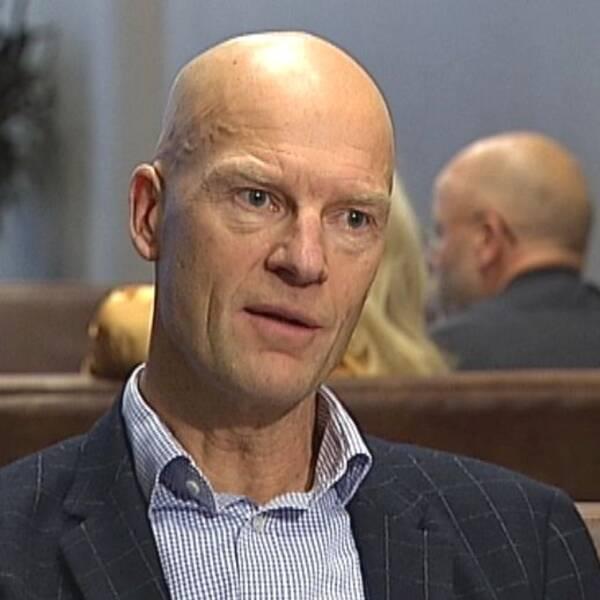 Mats Svensson, ordförande för Örndalen resort