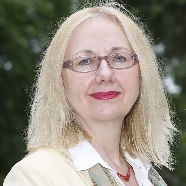 Alicja Wolk, professor i nutritionsepidemiologi vid Karolinska universitetet.