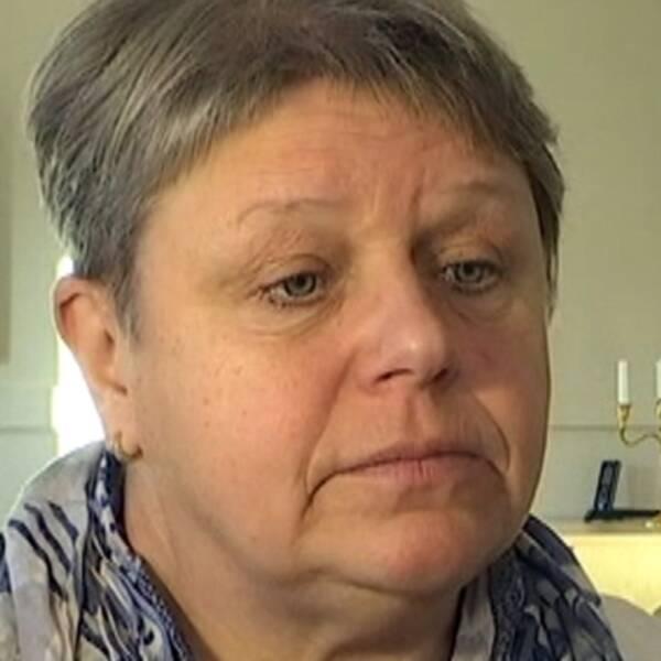 Anna Melin-Nyström (C), ordförande i miljö- bygg- och räddningsnämnden i Torsby