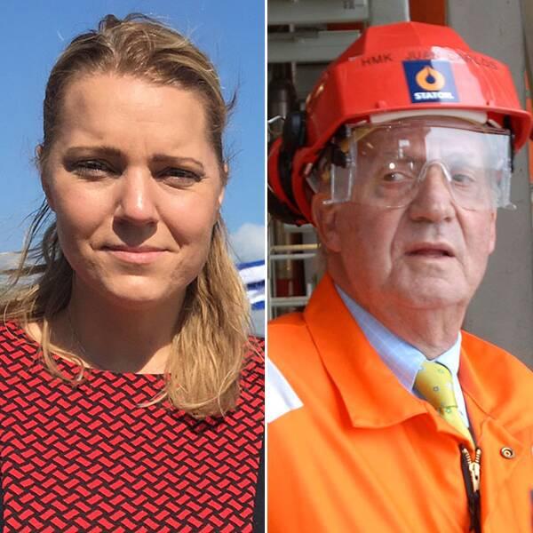 Spaniens före detta kung Juan Carlos, Hollywood-stjärnan Danny Glover och före detta Sinn Fein-ledaren Gerry Adams är några av gästerna på Castros begravning, rapporterar Carina Bergfeldt från Kuba.