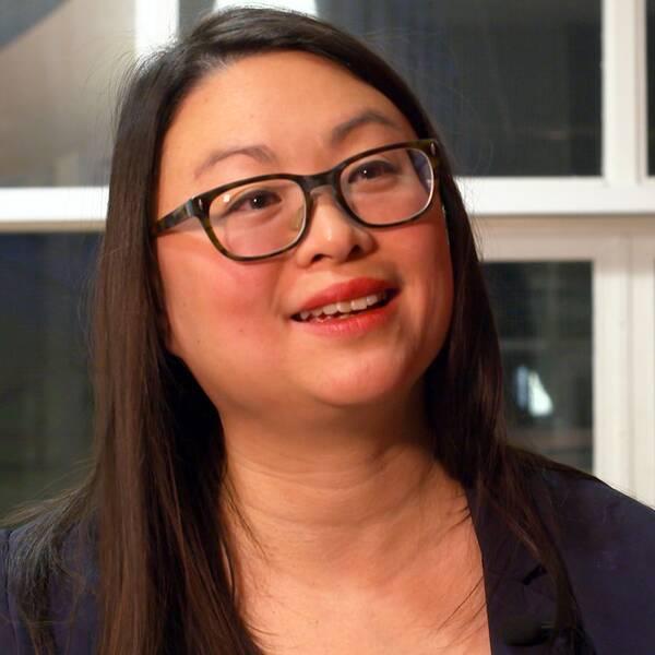 Anita Shum, lärare och journalist.