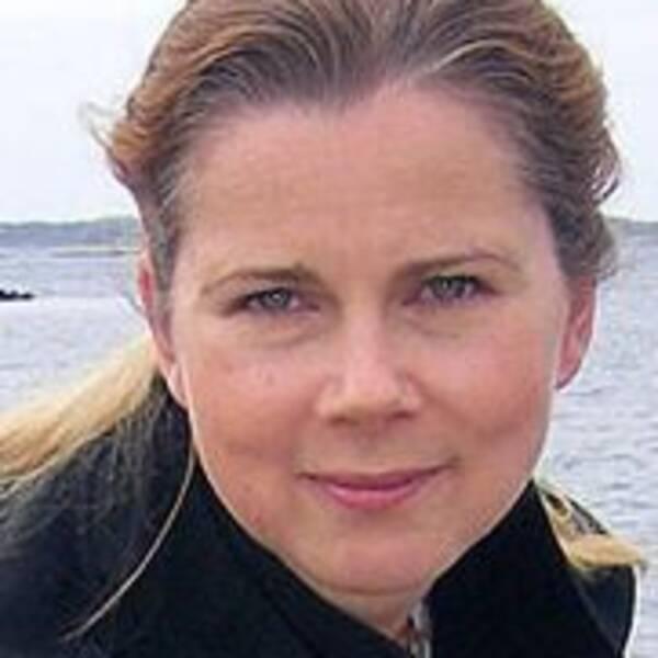 Eva Knuts, etnolog på Göteborgs universitet