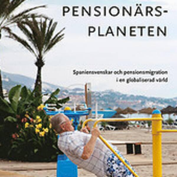 Bilder från boken Pensionarsplaneten.