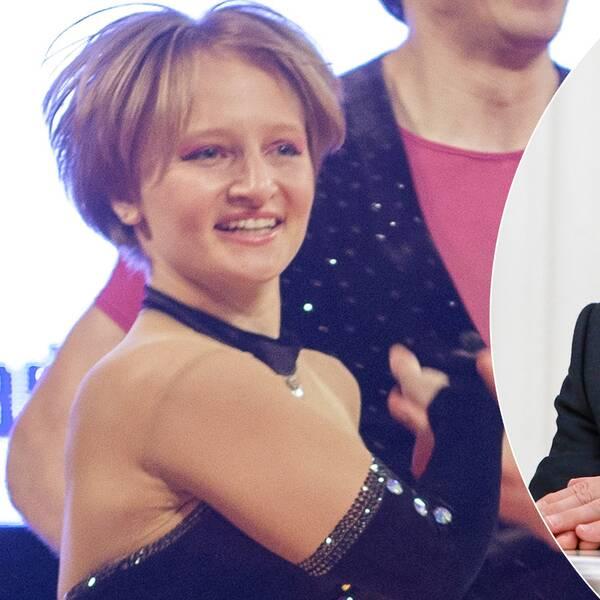 Putin bygger danscenter till dottern