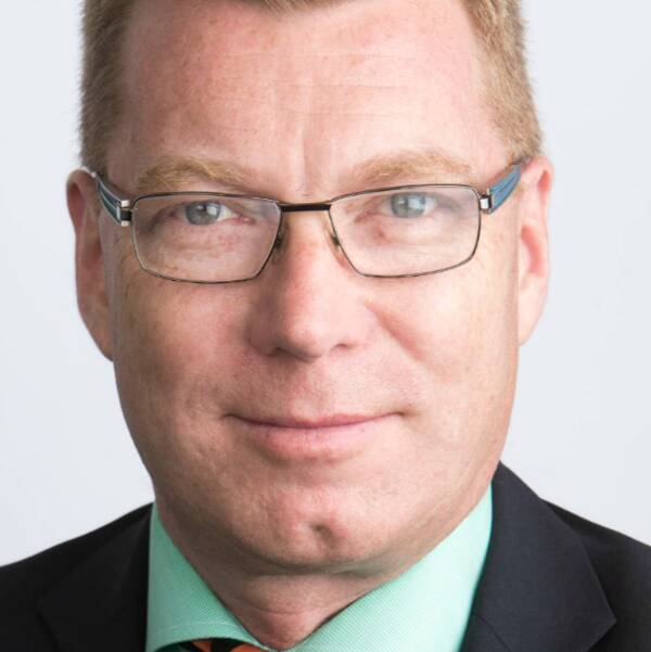 Leif Gripestam (M), kommunstyrelsens ordförande i Täby