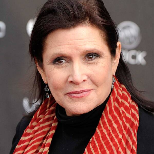 Star Wars, carrie fisher