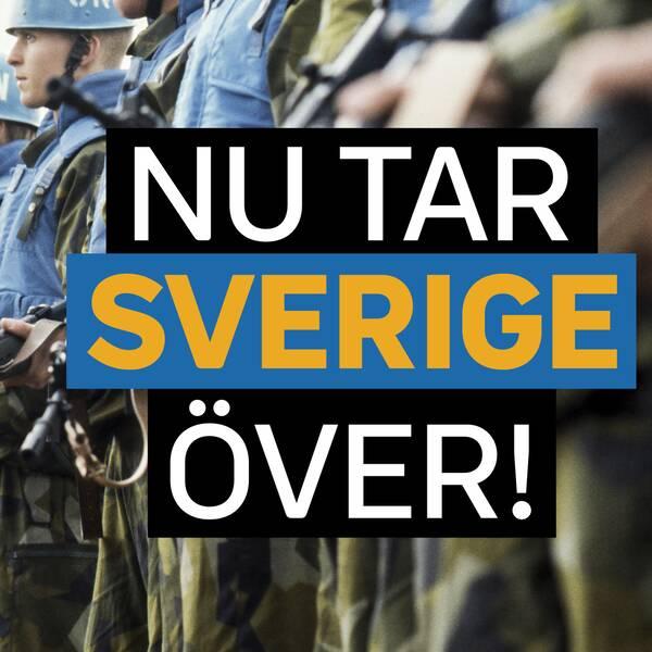 Sverige tar över i säkerhetsrådet.