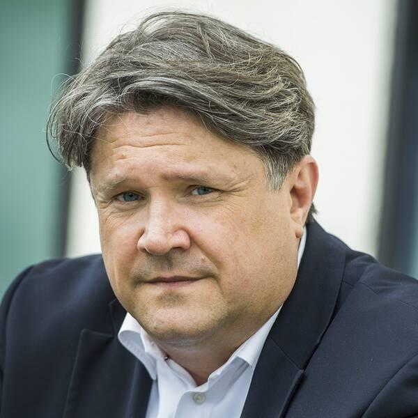 Terrorforskaren Hans Brun.