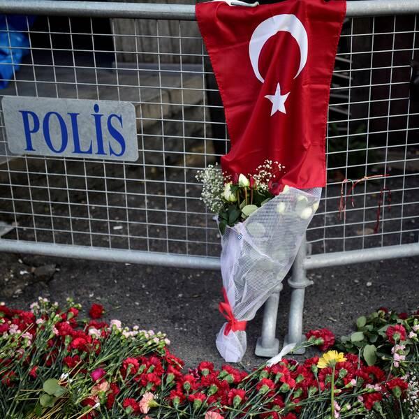 Gärningsmannen gick till attack natten mot nattklubben i Istanbul under nyårsnatten.