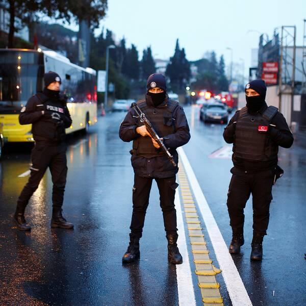 Turkisk polis