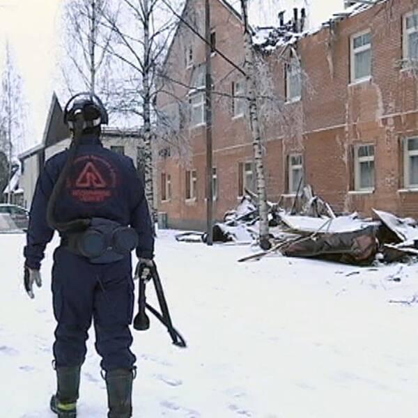 Storbranden i Umeå, brand Umeå, Vattenfallbrand