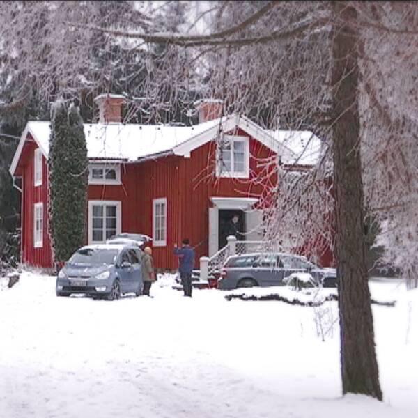 Nya biblioteket i Sundborn