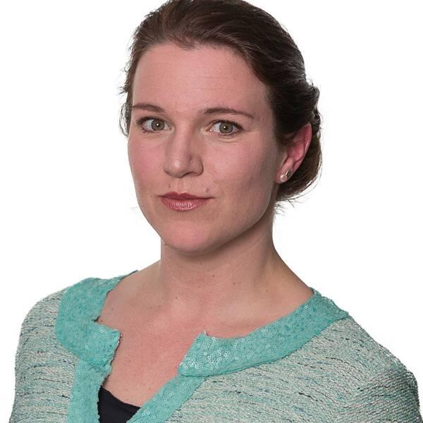 Porträtt på Lina Norquist (L) Regionråd i Uppsala.