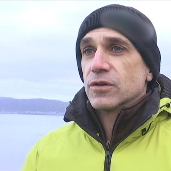 Måns Lindell, sötvattensekolog, Vätternvårdsförbundet.