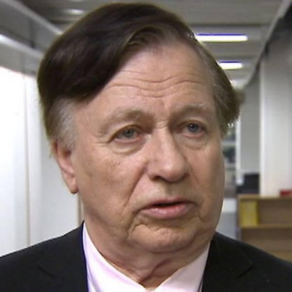Flygsäkerhetsexperten Hans Kjäll.