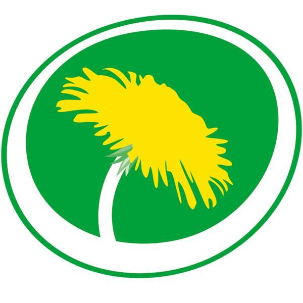 Logotyp miljöpartiet