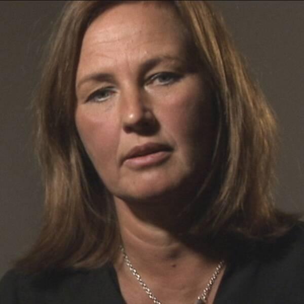 Juno Blom på Nationella kompetensteamet mot hedersvåld.