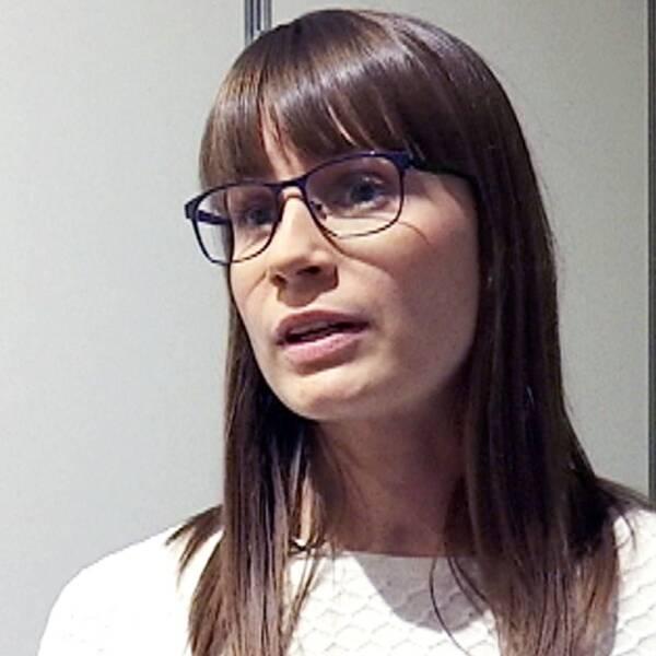Camilla Karlsson, projektledare