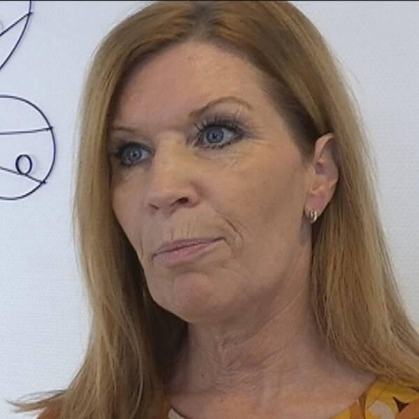 Anna Svärd, bträdande enhetschef Hagalidsgårdens demensboende
