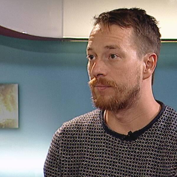 Andreas Ericson är reporter på SVT Nyheter Örebro och har granskat livstidsstraffet.