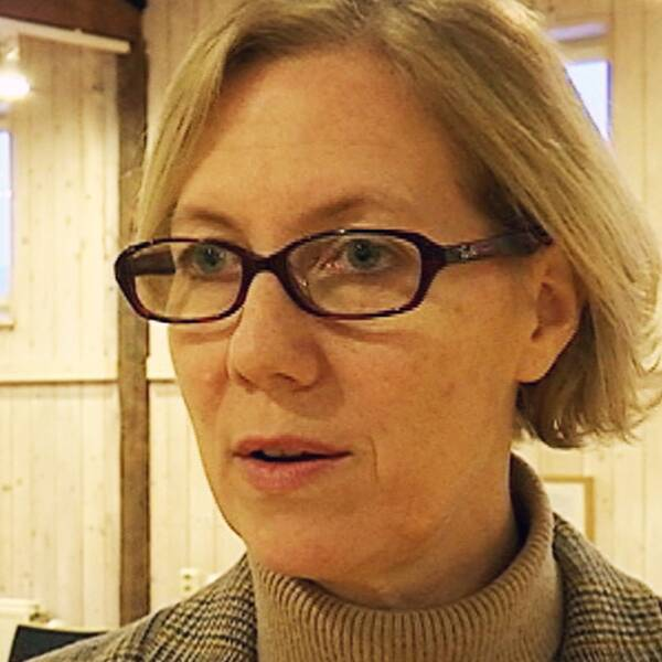 Carina Färm, vd Vafab Miljö kommunalförbund