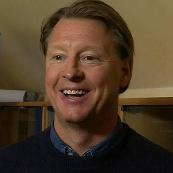 Hans Vestberg, ordförande i Sveriges olympiska komitté (SOK)