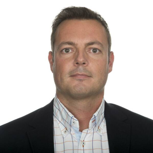 Jonas Bergman, kommunpolitiker (M) i Halmstad.