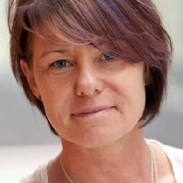 Ordförande Nadja Öström, Sköldkörtelföreningen