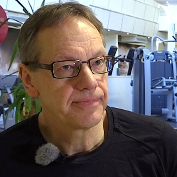Kenneth Johansson, anti-dopningsansvarig inom Svenska kroppskulturförbundet (SKKF).